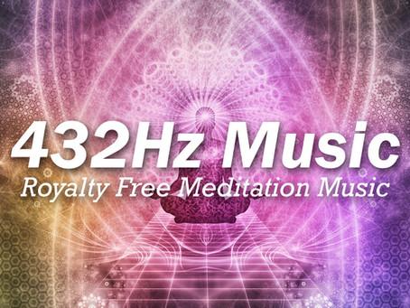 Royalty-Free 432Hz Music