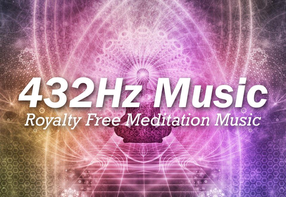 432hz royalty free meditation music download