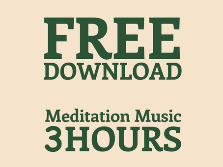Free Meditation Music for Download