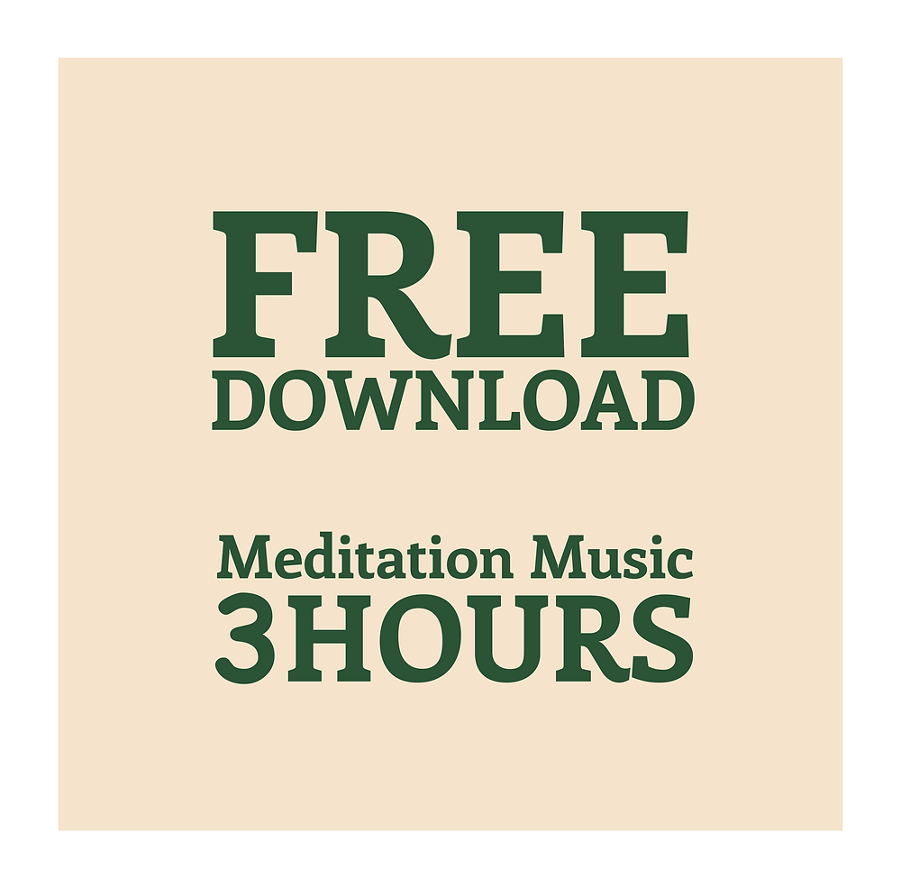 Free meditation music download - 3 hours