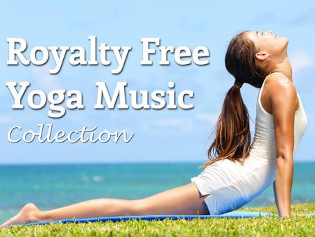 Royalty-Free Yoga Music