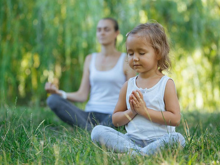 Meditation and Mindfulness Practices for Kids
