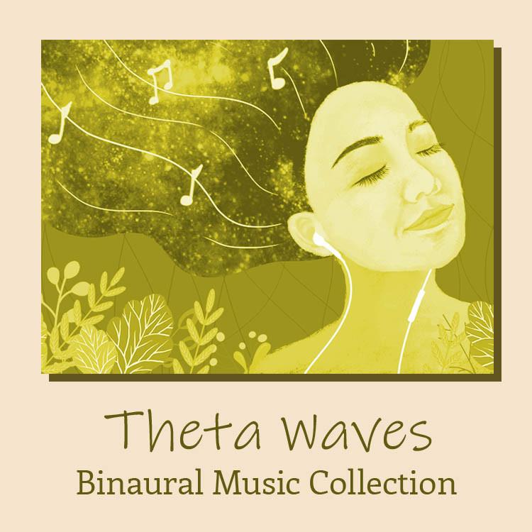 Royalty free binaural music collection - theta waves download