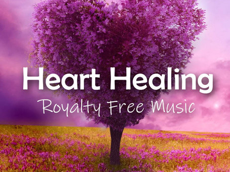 Royalty-Free Music for Heart Healing Meditation