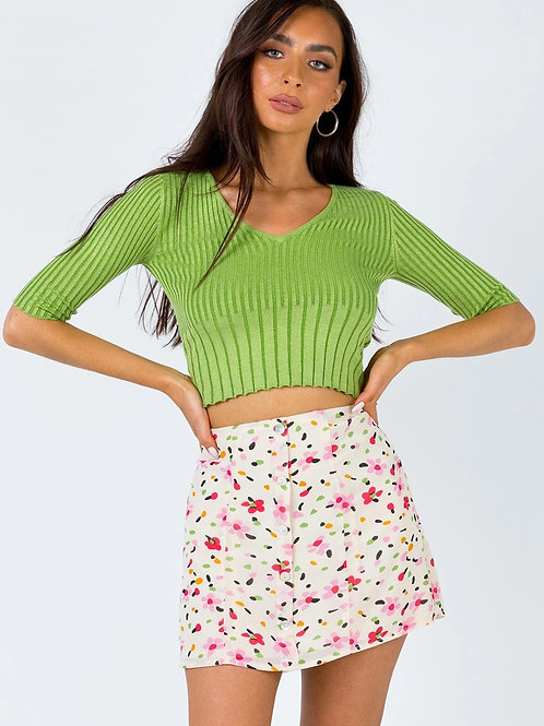 Chrysan Skirt