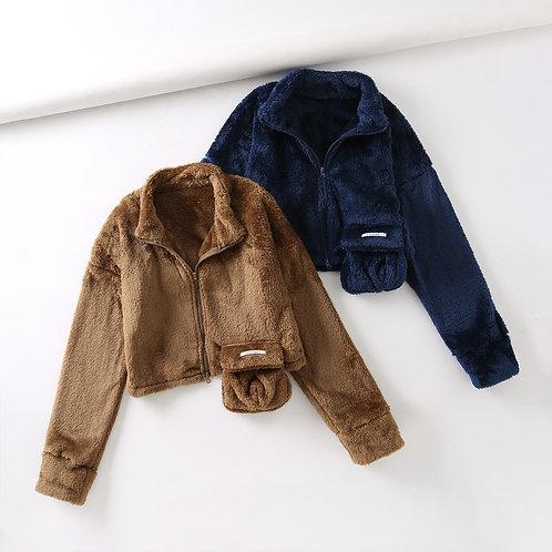 Fuzey Jacket