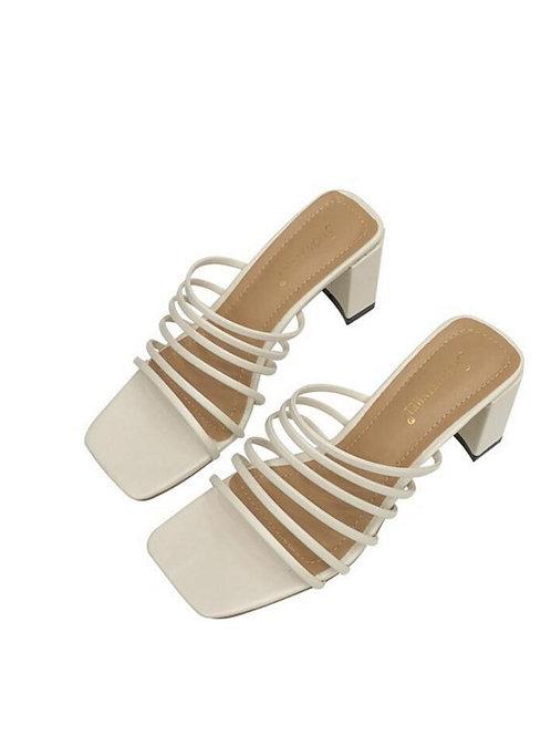 Derica Heel Slides