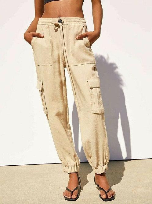 Kasha Cargo Pants