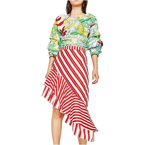 Vitchy Asymmetric Skirt