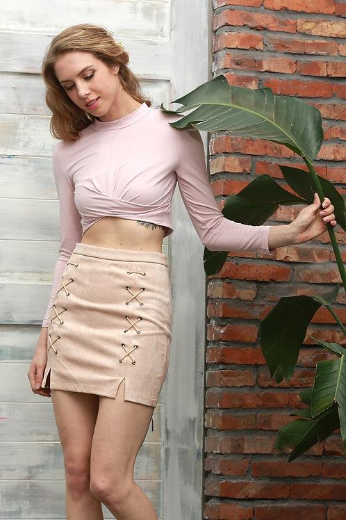 Ex's & Oh's Skirt