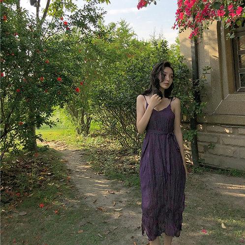 Samia Slit Dress