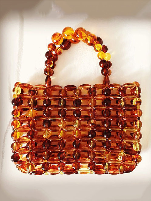 Maite Beaded Handbag