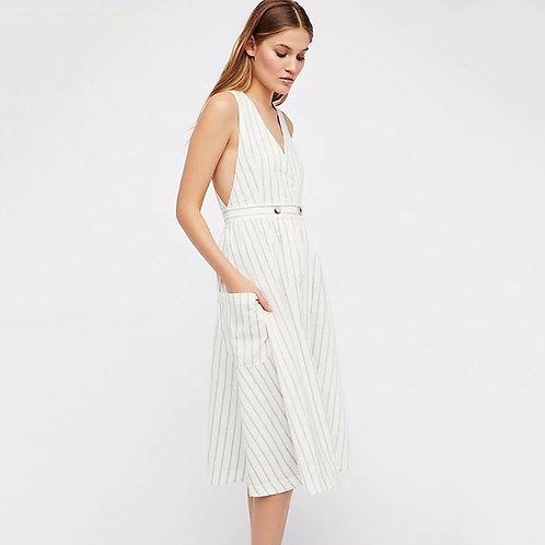 Issa Striped Dress