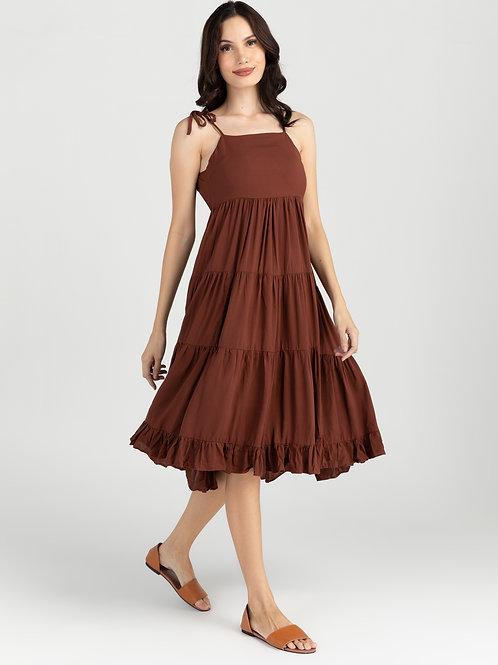 Fauve Dress