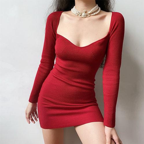 Estelle Long Sleeves Dress