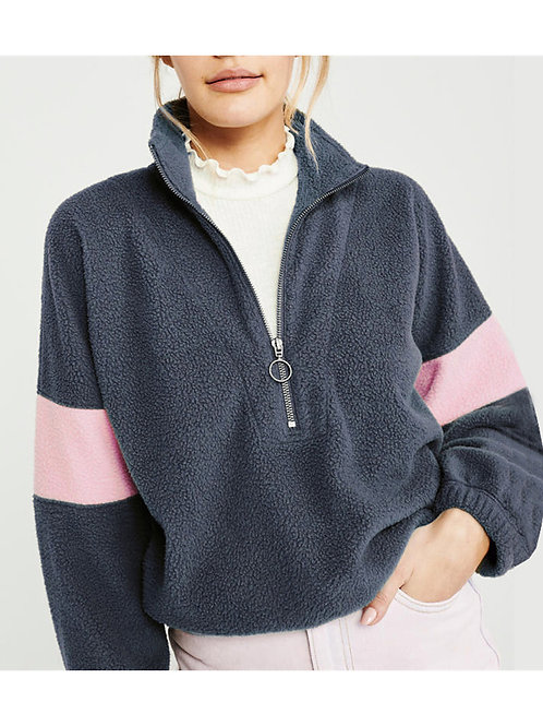 Carsyn Fur Pullover