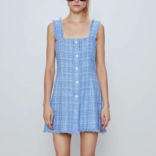 Elayne Tweed Dress
