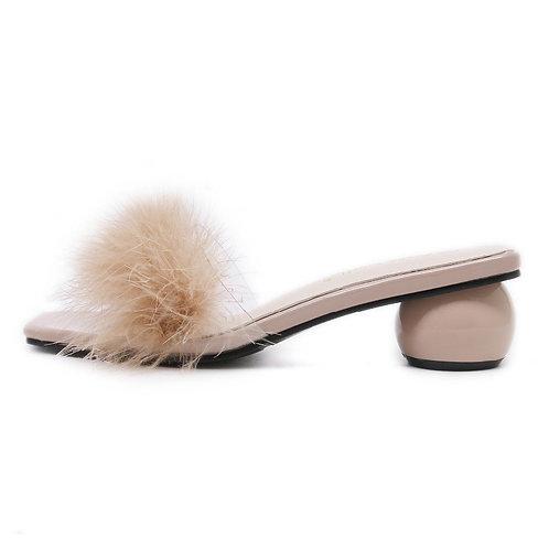 Ristal Fur Slides
