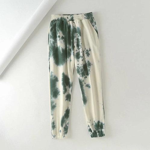 Zatelle Tie Dye Sweatpants