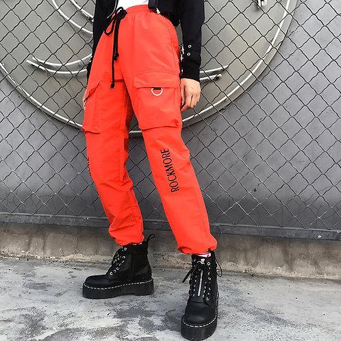 Henley Cargo Pants