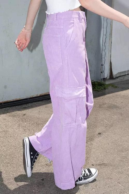 Lubic Corduroy Pants