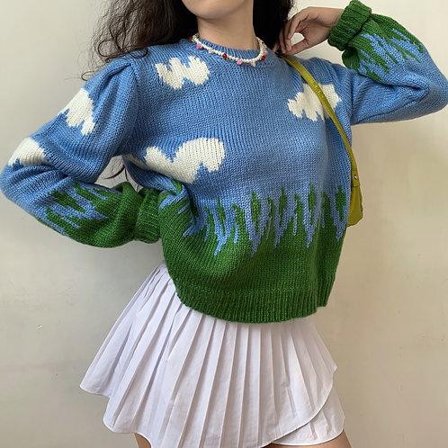 Cloudia Pullover