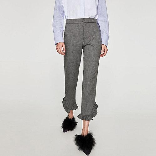 Zealose Ruffle Pants