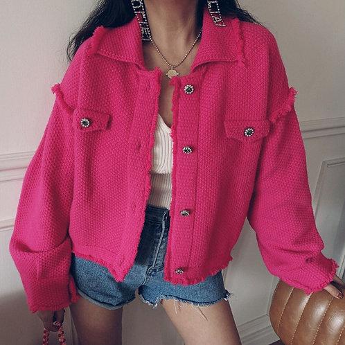 Lilou Tweed Jacket