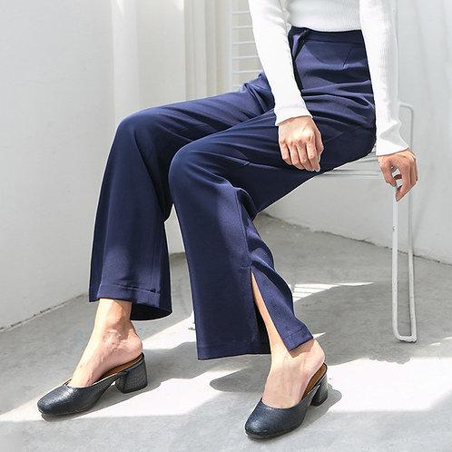 Lounging Slit Pants