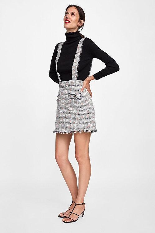 Rhett Suspender Skirt