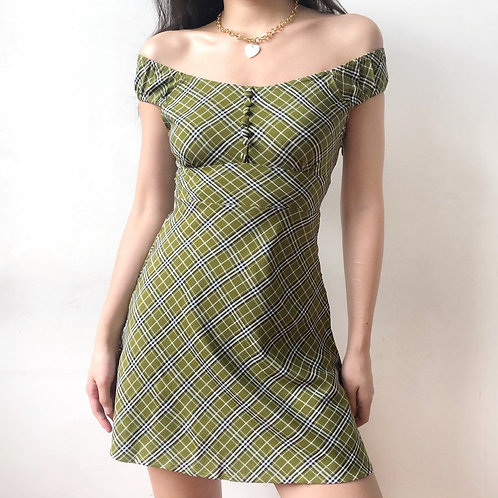Gandria Dress