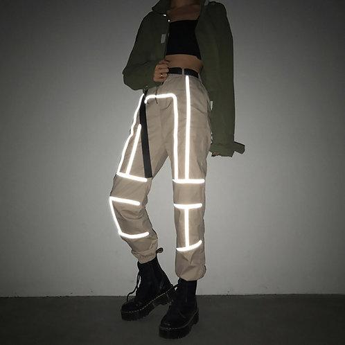 Rixo Reflective Pants