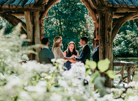 INTIMATE ELOPEMENT AT WAGNER'S COVE CENTRAL PARK, NY – PAUL AND LEXI
