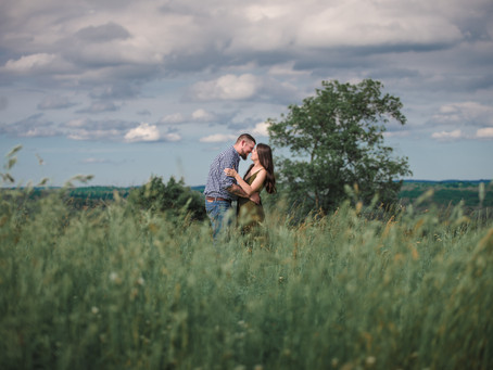 BRITTANEY + BILLY | UCONN DAIRY BARN ENGAGEMENT SESSION, STORRS CT | ELEGANT RUSTIC CHARM
