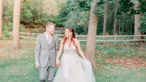 SOPHIA + GARRETT | BRIAR BARN INN, ROWLEY MA | ELEGANT LAVENDER AND CREAM FALL INSPIRED WEDDING