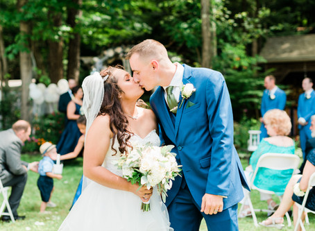 KEYSELLE + JAMES | AVRILL PARK, NY | LAID BACK TRAVEL THEMED WEDDING