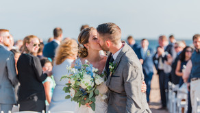 MICHELLE + STEPHEN |LIGHTHOUSE POINT PARK, NEW HAVEN CT | FUN CAROUSEL VINTAGE INSPIRED WEDDING