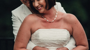 INTIMATE WEDDING AT MILL ON THE RIVER, SOUTH WINDSOR, CT -  LAURA AND COLLEEN