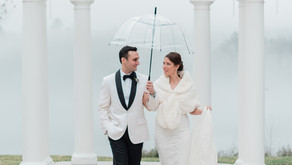 TIPS FOR GREAT WEDDING PHOTOS, EVEN IF IT'S RAINY