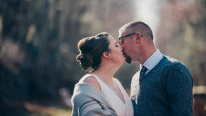 DOUGLAS STATE PARK, DOUGLAS MA INTIMATE ELOPEMENT – KAITLYN AND BUCKY