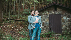 RUSTIC BBQ WEDDING AT GILBERT LAKE, LAURENS NY – THOMAS AND CHAUNCEY