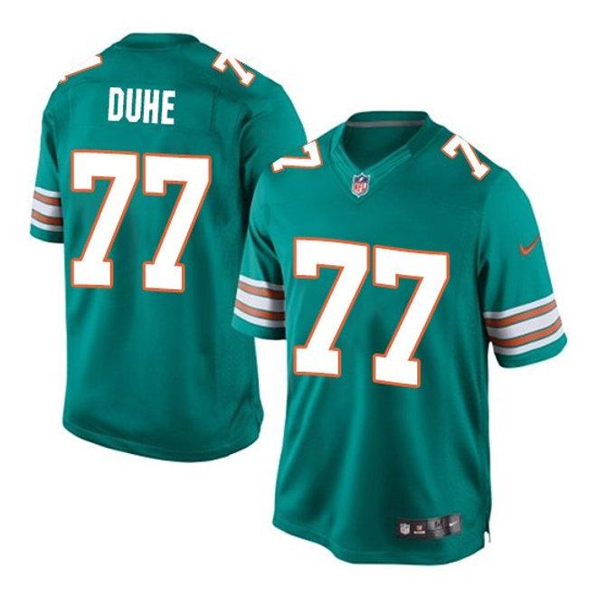 best service 98728 89a96 A.J. Duhe Miami Dolphins Nike Elite Jersey