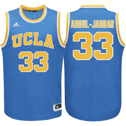 finest selection d6b28 f8e86 Kareem Abdul-Jabbar UCLA Bruins Adidas Jersey