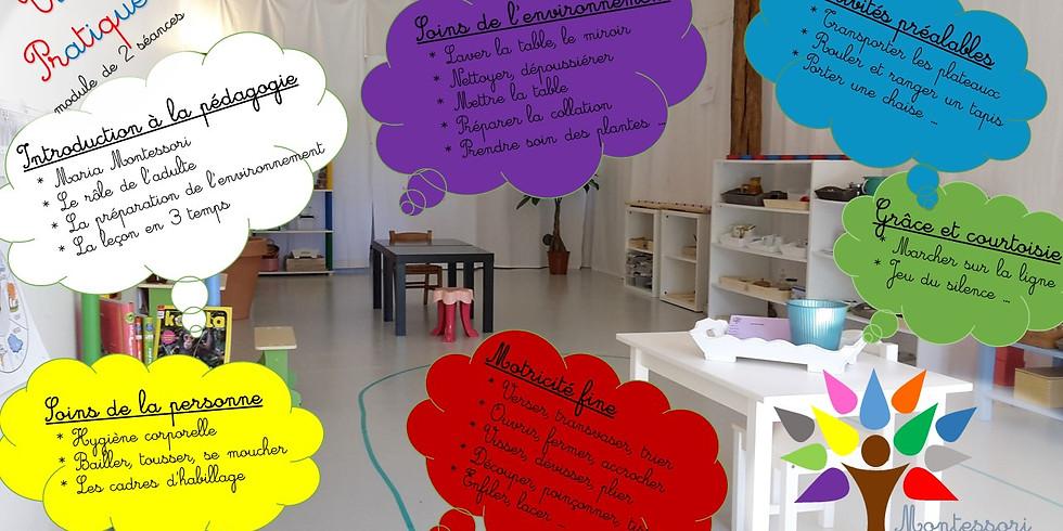 Atelier découverte Vie Pratique Partie 1