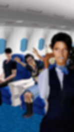 Nicki Minaj as a Flight Attendant.png