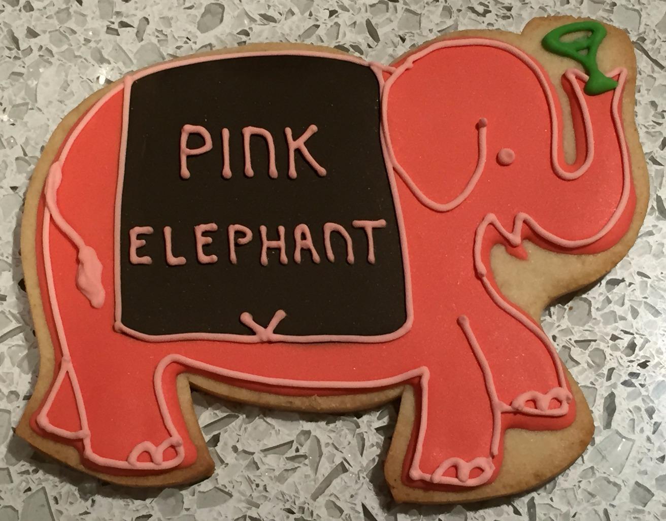 Pink Elephant Bar
