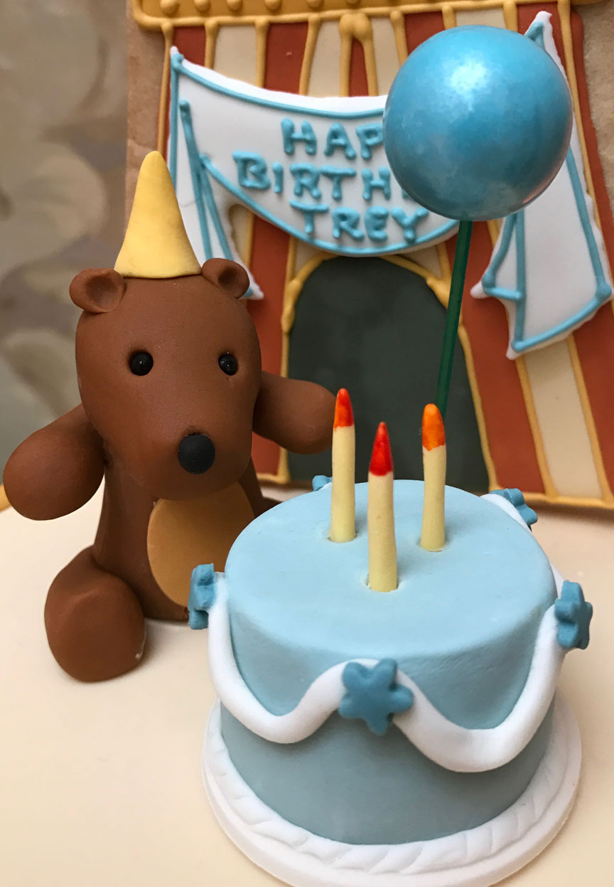 Baby Birthday Bear