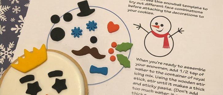 DIY Snowman Kit