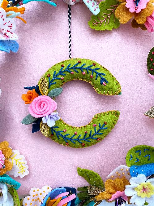 FELT FLOWERS & SUCCULENTS