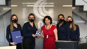 ACI faz homenagem pelos 45 anos da Contex Serviços Contábeis